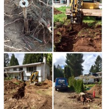 Water Main Repair (Squamish, BC)