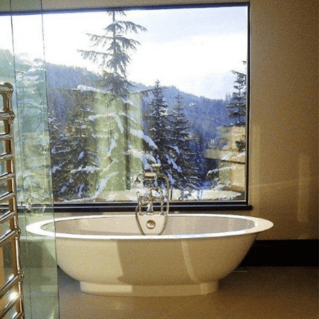 luxury bathroom installations